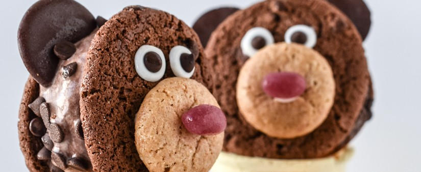 Ice Cream Sandwich Bears