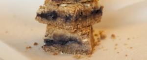 Peanut Butter & Blueberry Bites