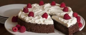 Wemyss Castle Chocolate Cake