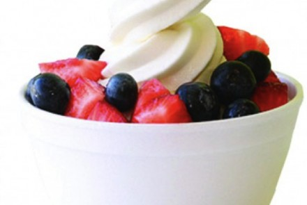Going gluten-free at ice cream  and frozen yogurt shops