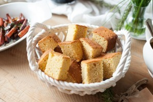 Perfect Honey Cornbread