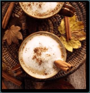 Leaner Creamer Infused Cinnamon Latte