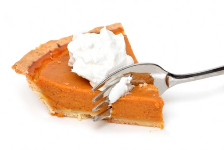 Orly's Thanksgiving Gluten-Free Pumpkin Pie