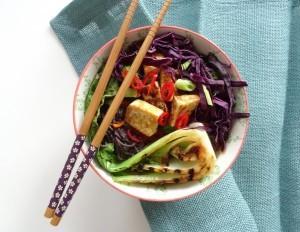 Simple Vegetarian  Ramen