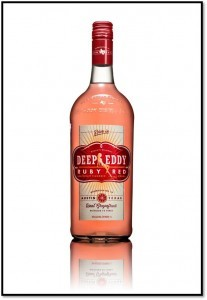 Boozy gifts Deep Eddy Ruby Red