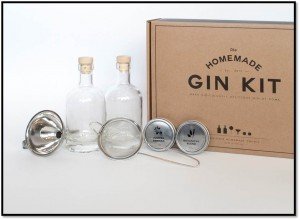 Boozy gifts Gin Kit