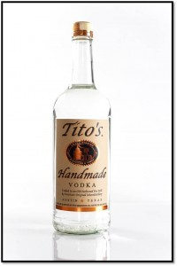 Boozy gifts Titos