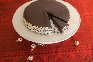 Viennese-Style Chocolate Torte