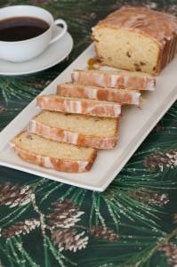 Raisin and  Lemon Cake