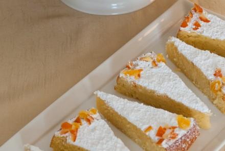 White Cheese Torte