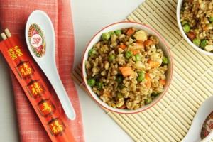 5-Spice Veggie Fried Rice