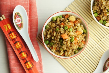 5-Spice Veggie Fried Rice