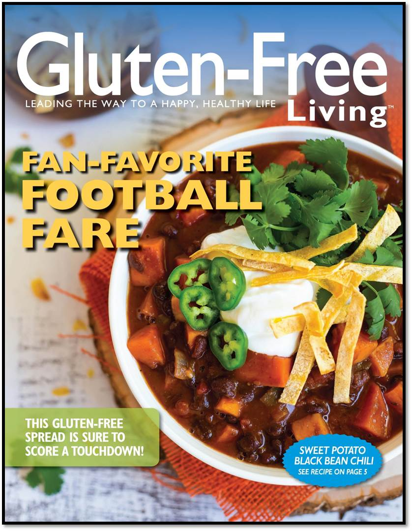 Free download gluten free football fare gluten free living download our free 10 page recipe book filled with delicious gluten free recipes sure to wow all your fellow fans of footballand food forumfinder Gallery
