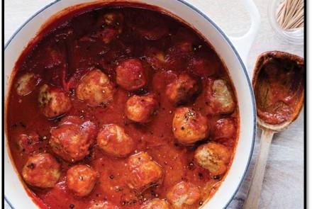 Gluten-Free Sweet & Sour Meatballs