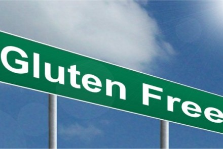 Gluten-free labels and disclaimers