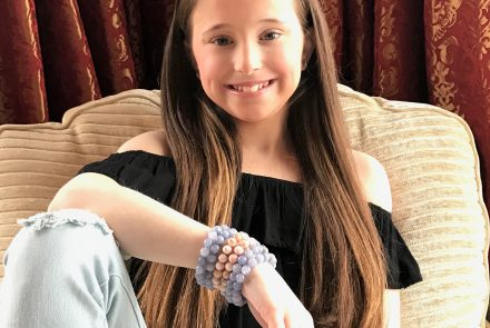 11-year-old Creates Stunning Celiac Awareness Bracelets for a Cure