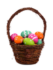 Hop to it gluten free easter basket ideas gluten free living chocolate and candy you know how happy your child will be upon spying candy in that special basket thankfully you have plenty of safe gluten free negle Image collections