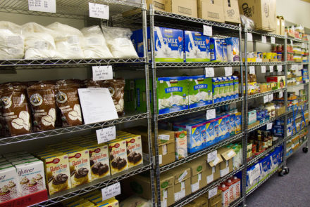 Support Gluten-Free Food Banks
