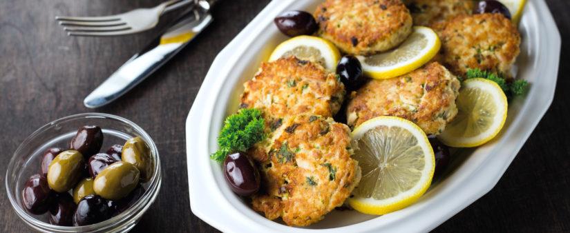 Gluten-Free Tuna Cakes