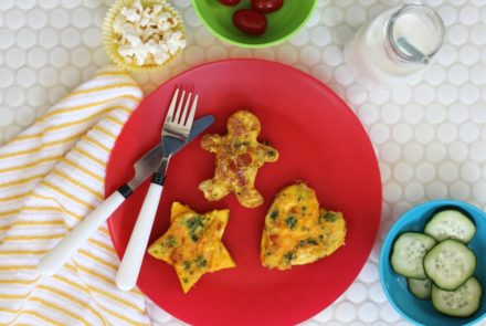 Gluten-Free Frittata for Kids