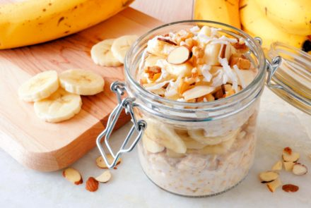 Kids' Kitchen: Gluten-Free Mason Jar Breakfast