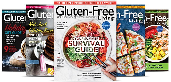 Subscribe to gluten free living magazine gluten free living subscribe to gluten free living magazine forumfinder Image collections