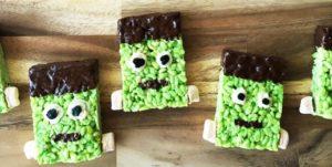 Gluten-Free Halloween Treats