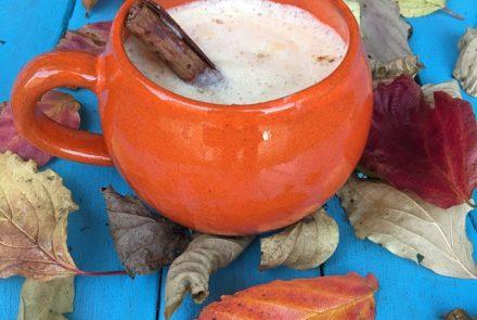 DIY Pumpkin Spice Drinks