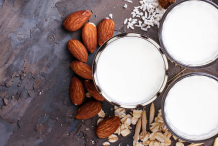 Our Picks for Dairy-Free Milks