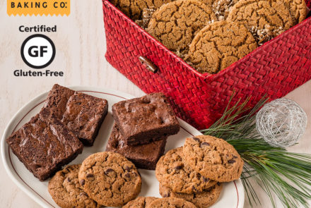 SPONSORED POST: Gluten-Free Holidays Just Got a Little Sweeter