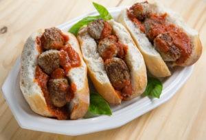 Easy Baked Gluten-Free Meatballs