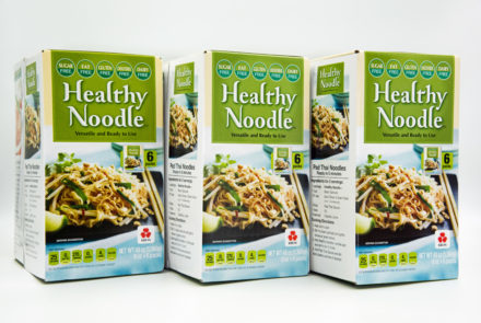 SPONSORED POST: Healthy Noodle