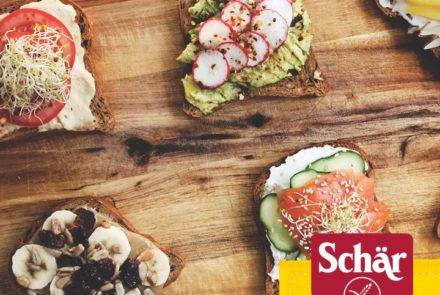 SPONSORED POST: Schär's Power Toast