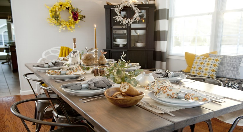 6 tips for hosting gluten free guests gluten free living for Table 52 gluten free