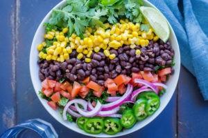 Southwest Chopped Kale Salad