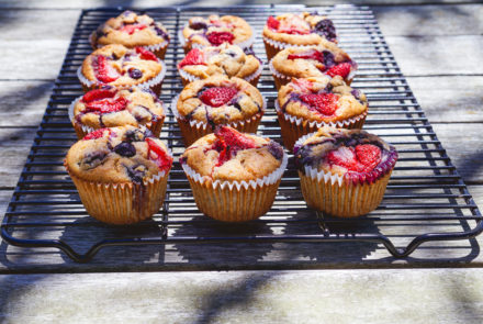 Keys to Baking Gluten-Free Muffins