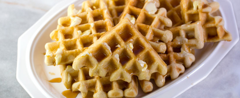 Our Top Six Gluten-Free Waffle Recipes for National Waffle Day