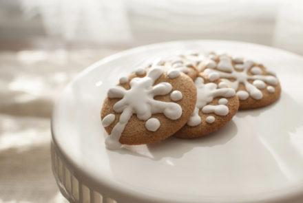 """Grain-Free Rolled """"Sugar"""" Cookies"""
