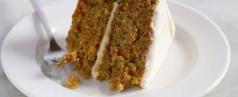 One-Bowl Gluten-Free Carrot Cake with Cream Cheese Frosting