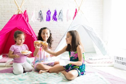 Don't Get Insomnia From Sleepover Worry