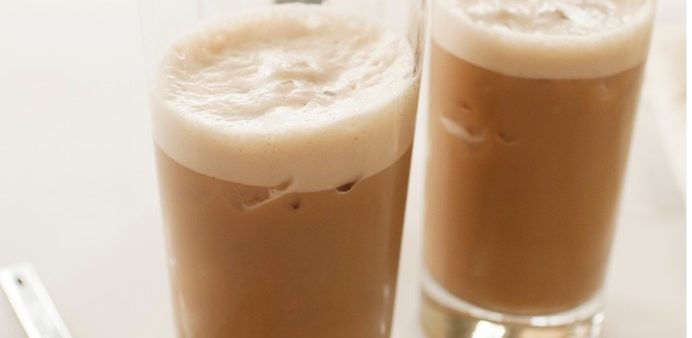 Brown Sugar and Cinnamon Iced Coffee