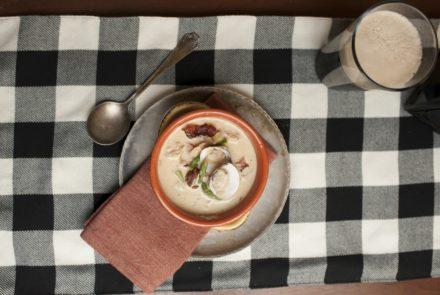 Gluten-Free Clam Chowder