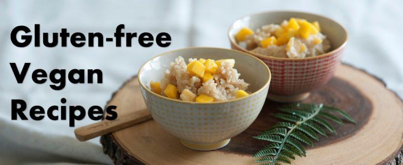 Gluten-free Vegan Recipes