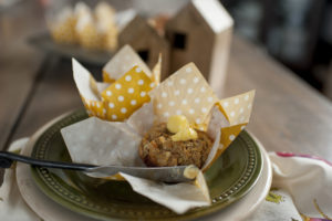 Grain-Free Morning Glory Muffins