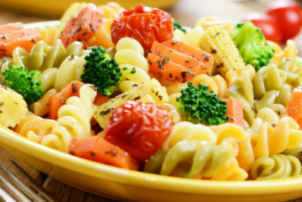 Top 5: Tips for Successful Gluten-Free Pasta Salad