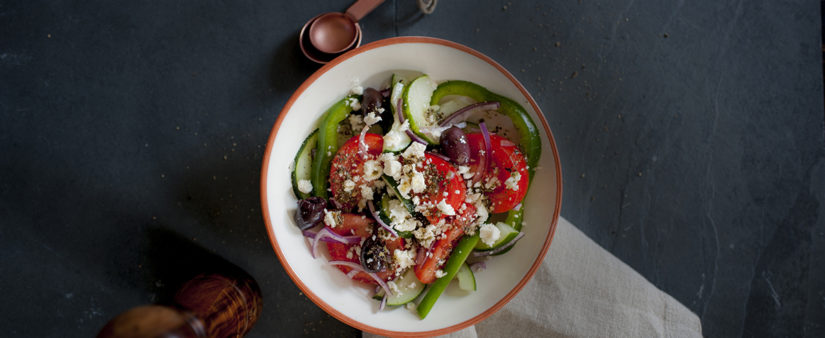 True Greek Salad