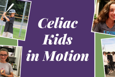 Celiac Kids in Motion