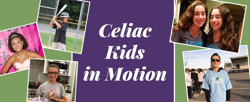 Celiac Kids in Motion