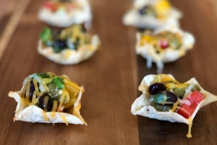 SPONSORED: Zesty Green Chile and Black Bean Appetizers