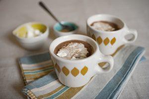 Dairy-Free Almond Butter Mocha